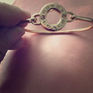 Authentic Coach Rose Gold Bracelet